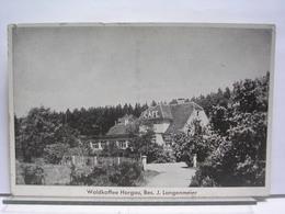 ALLEMAGNE - WALDKAFFEE HORGAU, BES. J. LANGENMEIER - 1944 - Augsburg