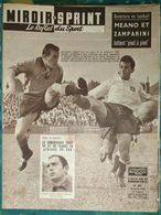 Miroir Sprint 637 18/08/1958 Football - Rugby France-Afrique Du Sud - Chasse Sous-marine - Paul Sinibaldi - Sport
