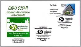 Eskautak: Mas De Un Siglo En Portugalete - EXPO SCOUT. Portugalete, Vizcaya, Pais Vasco 2017 - Movimiento Scout
