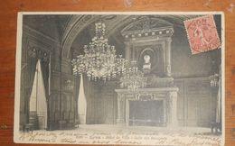 C.P.A.  Lyon. Hôtel De Ville. Salle Des Banquets.1906 - Autres