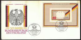 Germany 1979 / Wahl Des Bundespräsidenten / Elections - BRD