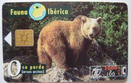 LOTE 5 TARJETAS DIFERENTES - B44 + B44/1 + B44A + B44B + B45 - USADAS - 1ª CALIDAD - 5 Fotos - Spain