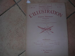 L'ILLUSTRATION  N° 3768 - 22 MAI 1915 - L'Illustration