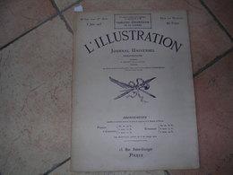 L'ILLUSTRATION  N° 3770 - 5 JUIN 1915 - Journaux - Quotidiens