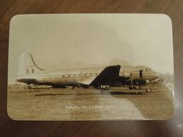 Alitalia Magnifica Class Douglas DC 4 (1950 - 54) - Materiale Promozionale