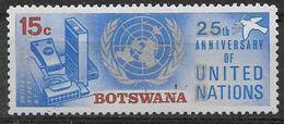 1970 BOTSWANA 218** Nations-unies - Botswana (1966-...)
