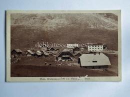 AUSTRIA OISTERNIG Hotel Feistritz An Der Gail AK Old Postcard - Villach
