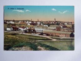 AUSTRIA SANKT POLTEN ST. POTN AK Old Postcard - St. Pölten