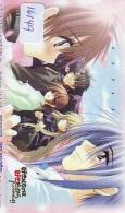 Télécarte Japon / 110-016 - MANGA * COLLECTION No 015 - ANIME Japan Phonecard (16.149) BD Comics Telefonkarte - Cinema