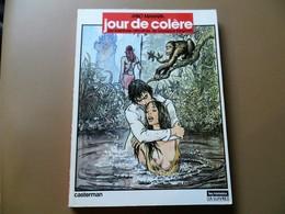 BD - Jour De Colère De Milo MANARA-  EO 1983 - Manara