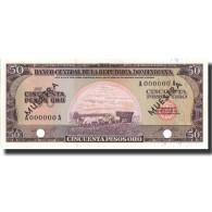 Billet, Dominican Republic, 50 Pesos Oro, Undated (1964-74), Undated, KM:103s2 - Dominicaine