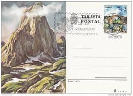 España Entero Postal Nº 119 USADO - 1931-....