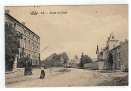 ON.  -  Route De Liège - Marche-en-Famenne