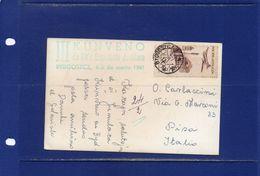 ##(DAN183) ESPERANTO-Poland -1961-Esperanto Postcard From Bydgoszcz  To Pisa (Italy) - Esperanto