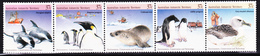 AAT 1988 Australia Antarctic Technology And Environment (Yv 79 To 83 ) MNH - Preserve The Polar Regions And Glaciers