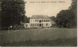 Chapelle-à-Wattines  Château De La Cattoire - Leuze-en-Hainaut