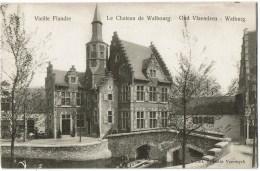Gent Oud Vlaanderen    Le Chateau De Walbourg 1913 - Gent