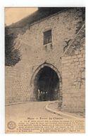 Mons - Entrée Du Château  1924 - Mons