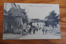 1 Cp CADENET - Place Du Tambour D'Arcole - Cadenet