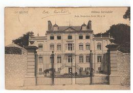 LA HESTRE    Château Carondelet  1906 - Manage