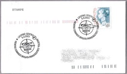 "BRIGADA PARACAIDISTA ""FOLGORE"" En KOSOVO. Parachutist Brigade. Livorno 2001 - Militaria"