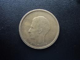 BELGIQUE : 20 FRANK  1981  KM 160   SUP - 07. 20 Francs