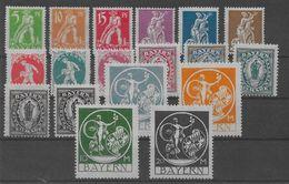 Serie De Baviera Nº Michel 178/95 * - Bavaria