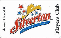 Silverton Casino - Las Vegas, NV - 3rd Issue Slot Card / CPICA 26940 / BLANK - Casino Cards