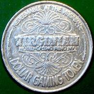 $1 Casino Token. Virginian, Reno, NV. 1988. D27. - Casino