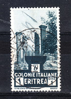 Eritrea   -  1933. Colonne Romane.  Roman Columns. - Archeologia