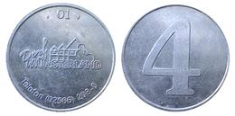 02119 GETTONE JETON TOKEN AMUSEMENT CENTER DORF MUNSTERLAND - Allemagne