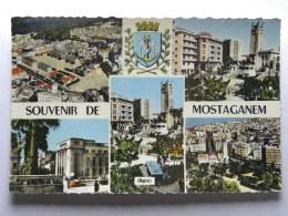 CPSM AFRIQUE - ALGERIE -  Souvenir De Mostaganem - Mostaganem