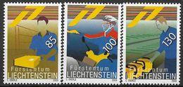 2009 Liechtenstein  Mi.  1506-8**MNH  Unsere Post. - Ongebruikt