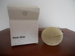 FRANCK OLIVIER  Chez Franck OLIVIER - Perfume Miniatures