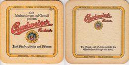 Tschechien - Budweiser Bier - Sous-bocks