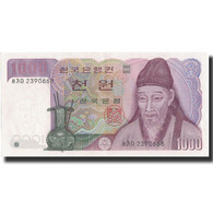 Billet, South Korea, 1000 Won, Undated (1983), Undated, KM:47, SPL+ - Corée Du Sud