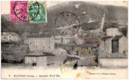 20 Corse - OLIVESE - Quartier Nord Est - Autres Communes