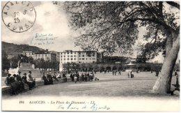 20 AJACCIO - La Place Du Diamant - Ajaccio