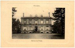 78 HOUILLES - Hotel De Ville - Houilles