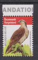 BE 2011 BUZIN  - N° 4090 XX Balbuzard Pêcheur -  Timbre Pour Envoi Recommandé - Bélgica
