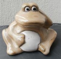 Grenouille Décorative En Porcelaine - Frogs