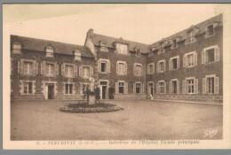CPA 35 - Pleurtuit - Intérieur De L'Hôpital - Façade Principale - France