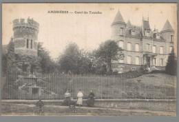 CPA 53 - Ambrieres - Castel Des Tourelles - Ambrieres Les Vallees