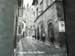 1960     ORVIETO....VIAGGIATA - Italia