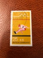 MiNr. 734 Deutschland Bundesrepublik Deutschland   1972, 18. Juli. Weltspiele Der Gelähmten, Heidelberg - [7] République Fédérale