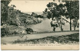 CPA - Carte Postale - France -  Le Trayas - Route De La Corniche  (CPV1052) - Francia