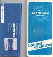 AIR FRANCE- 3 BILLETS  ORLY-MARSEILLE  AEROPORT DE PARIS - Plane Ticket