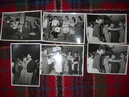 GIULIANOVA LIDO - TERAMO - SELEZIONI PER MISS ITALIA - LOTTO DI 6 FOTO - ANNI 60 - FOTOGRAFO SEBASTIANI B. - Lieux