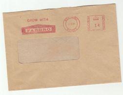 1981 Worthing GB COVER METER Stamps SLOGAN  Grow With FARGO - 1952-.... (Elizabeth II)