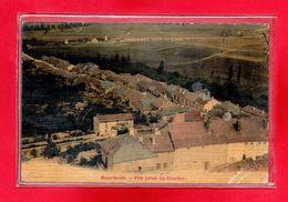52-CPA BOURMONT - CARTE TOILEE - Bourmont